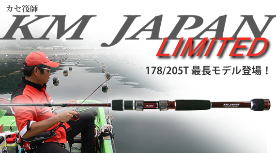 KM JAPAN LIMITED 178_205T